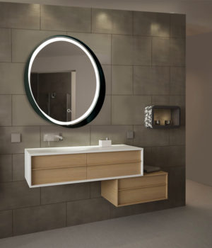 Carlton LED Mirror