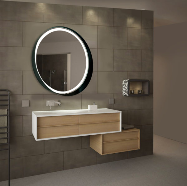 Carlton LED Mirror