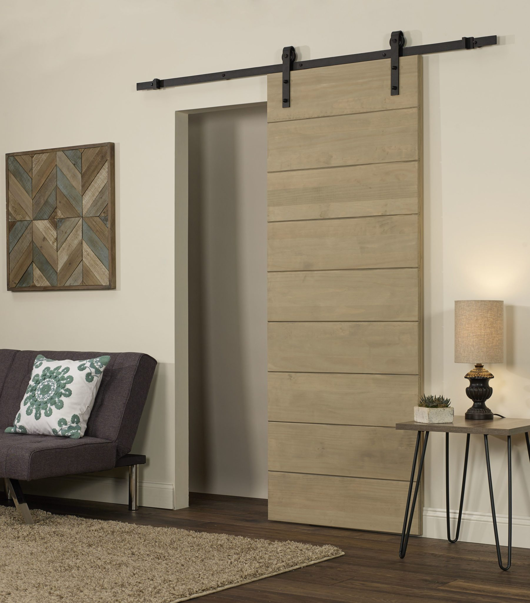 Wood barn doors by ltl home products inc for Barn door pictures