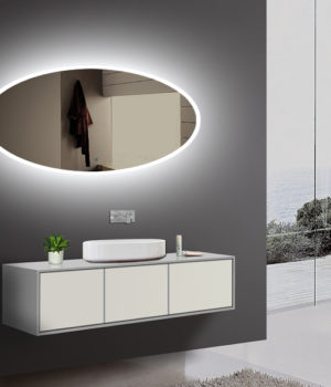 Cosmos LED Mirror