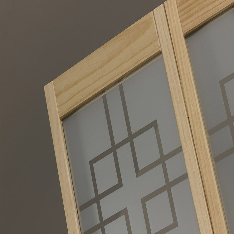 Geometric Bifold Door By Ltl Home Products