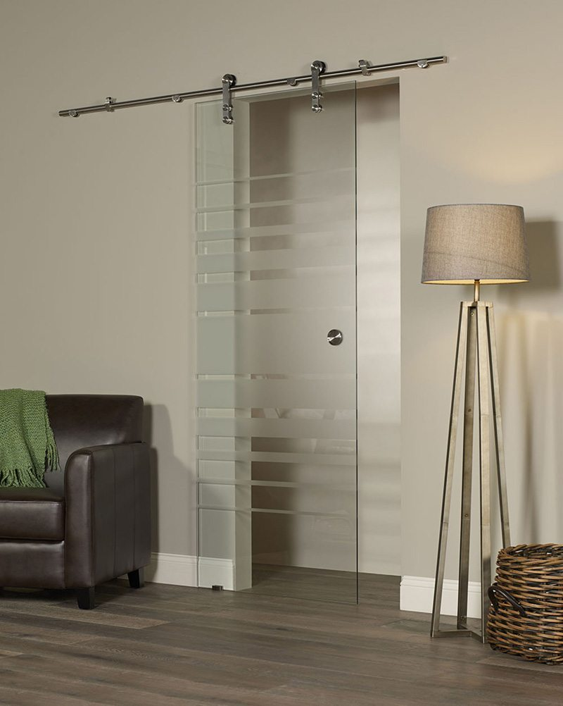 Glass Barn Doors By Ltl Home Products Inc