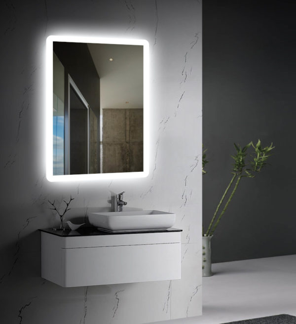 Stratus LED Mirror