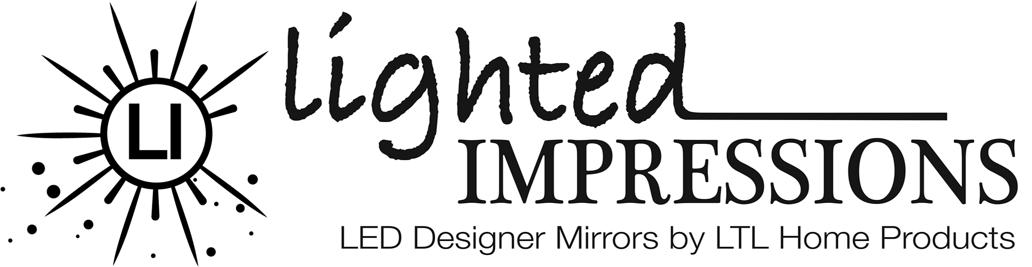 Lighted Impressions Logo