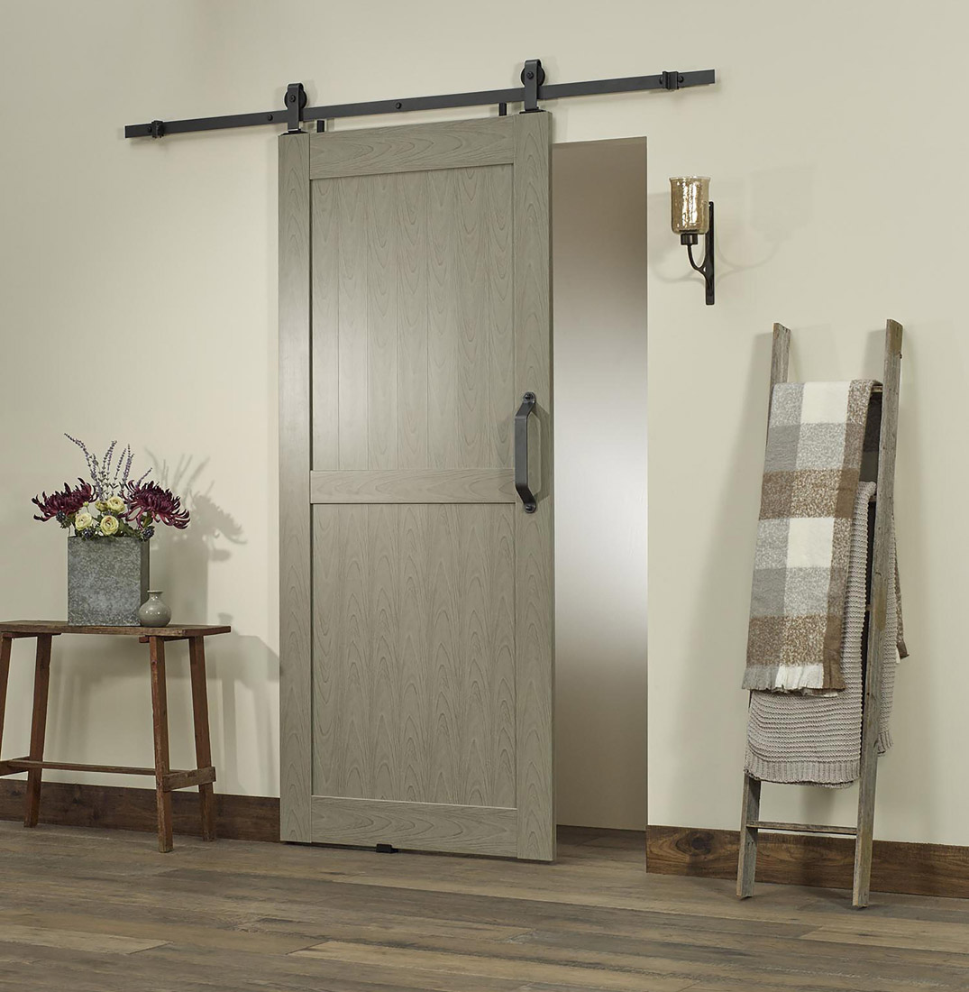 Montana Pvc Barn Door Ltl Home Products Inc