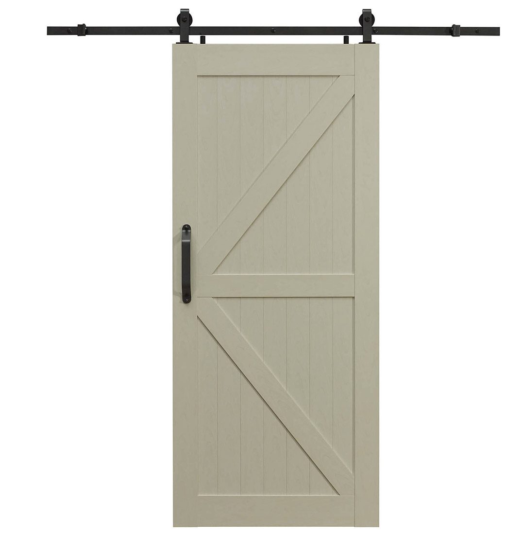 Montana Pvc Barn Door Ltl Home Products Inc