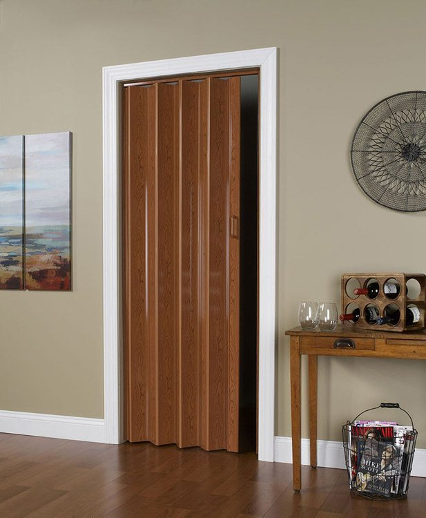Black Accordion Doors : Oakmont folding doors by ltl home products inc