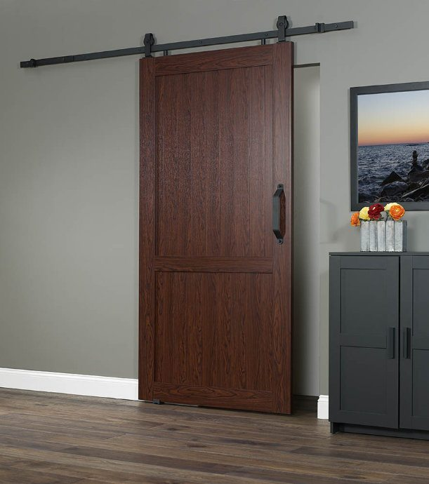 Millbrooke Pvc Barn Doors Ltl Home Products Inc