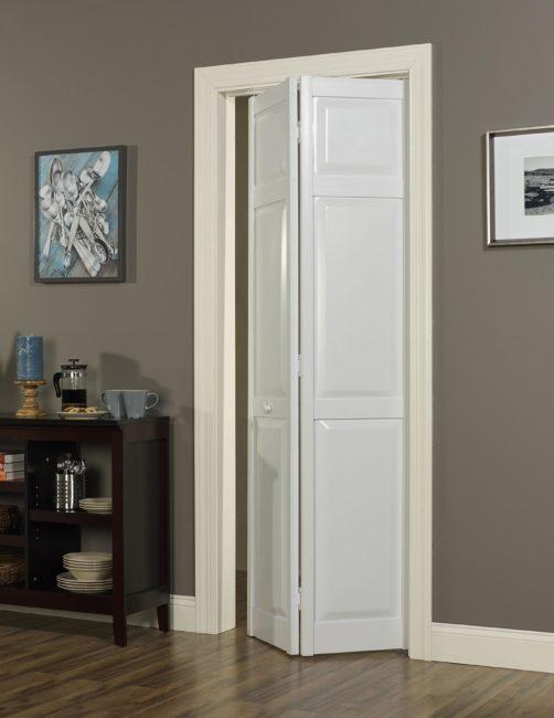 PVC bifold RP indoor