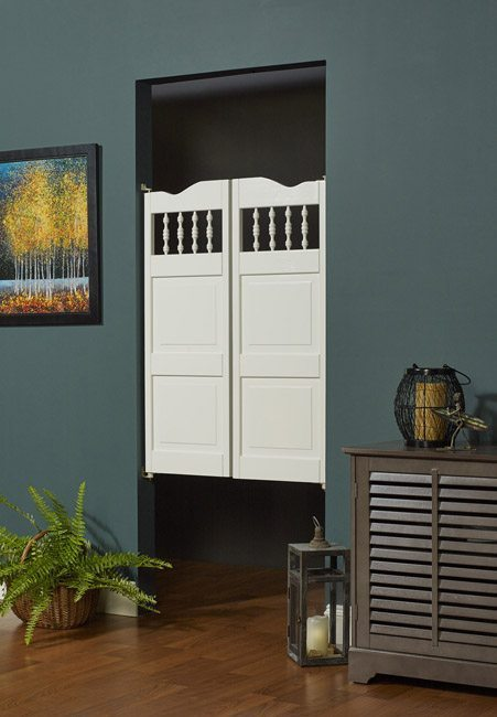 Royal New Orleans Spindle Top Caf Doors Ltl Home Products Inc