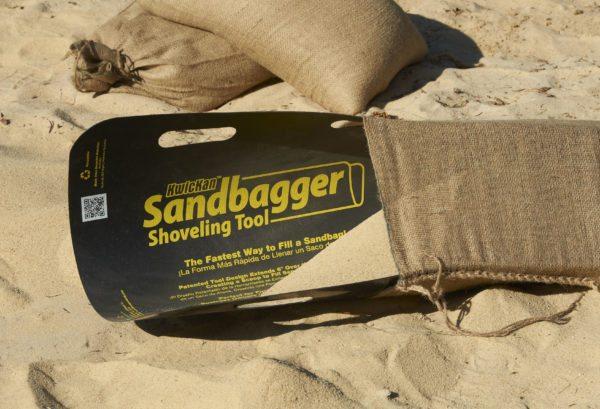 Kwickan Sandbagger Shoveling Tool