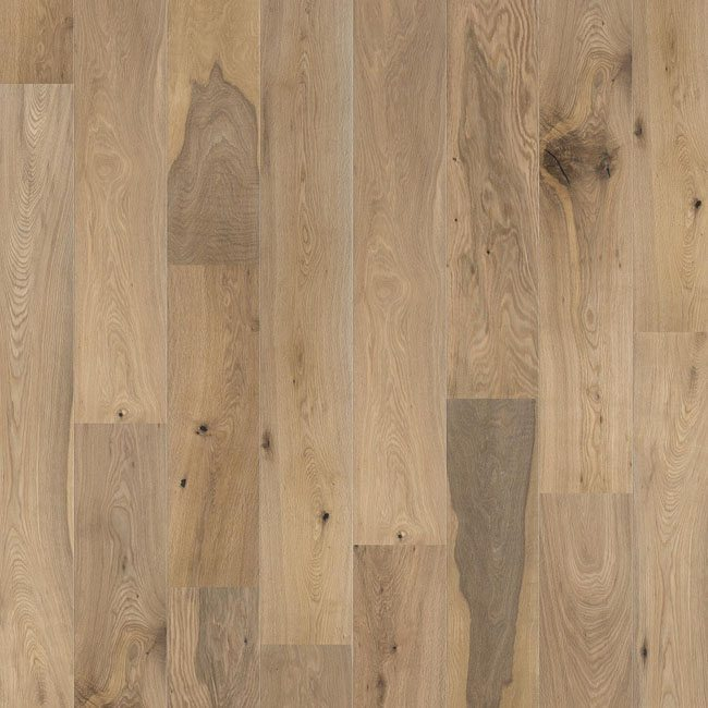 Oak Rustic Brushed Smoked Natural