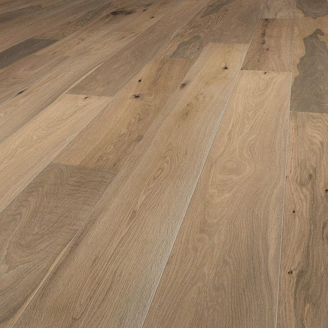 Calista Oak Rustic Smoked Natural Wood Floor By Solidfloor For Ltl