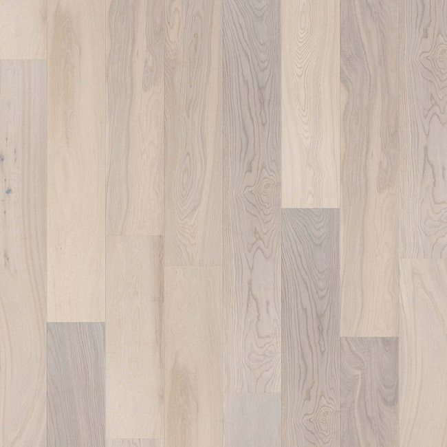 Oak Rustic Brushed White