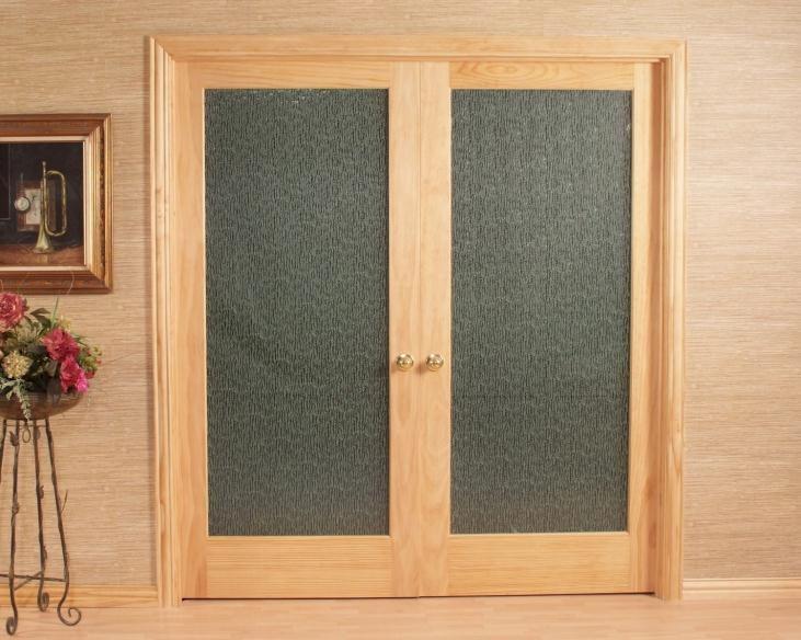 Waterfall door home interior doors for Interior passage doors