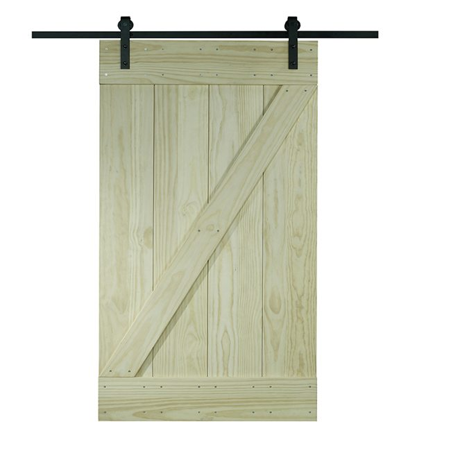 Wood Barn Doors By Ltl Home Products Inc